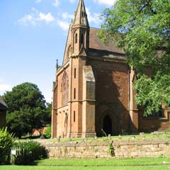 St Mary's Chuch, Knowle