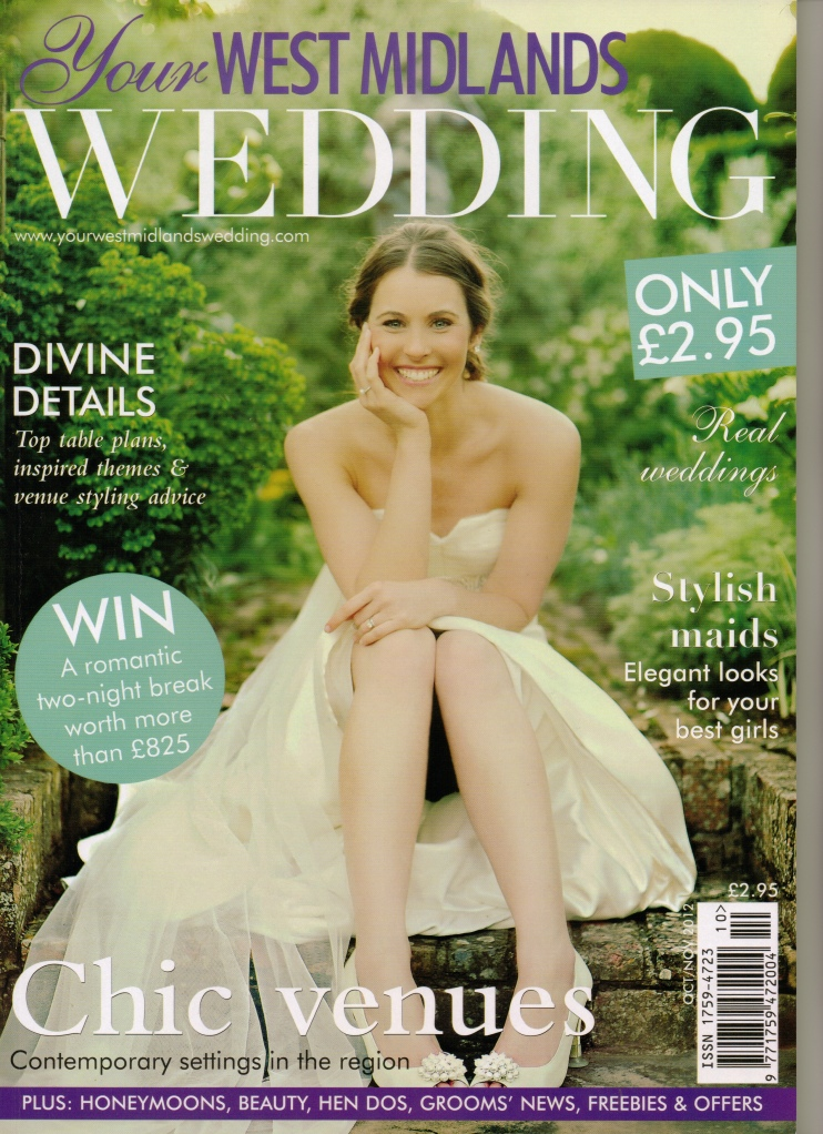 Your West Midlands Wedding Magazine Sept/Oct
