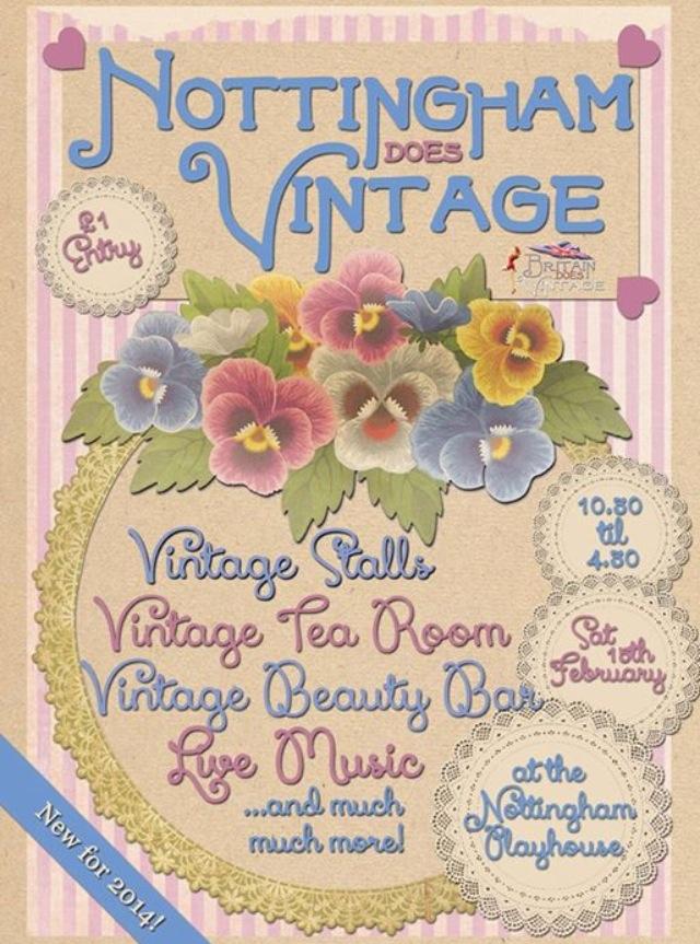 Nottingham Does Vintage